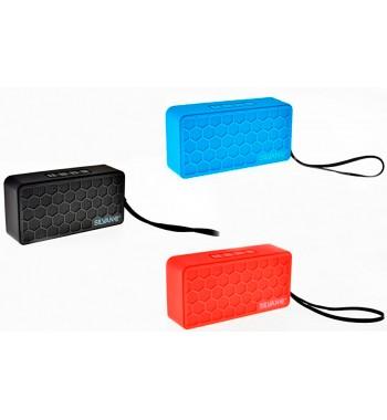 Altavoz Bluetooth con Micrófono