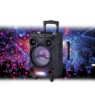 Altavoz Trolley Portatil con Funcion Karaoke