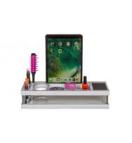 Organizador de Maquillaje con Soporte para Tablet