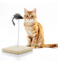 Rascador para gatos con ratón Pet Prior