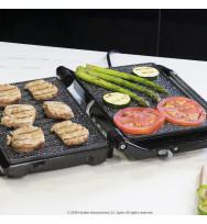 Parrilla eléctrica Rock&grill 750 full Open