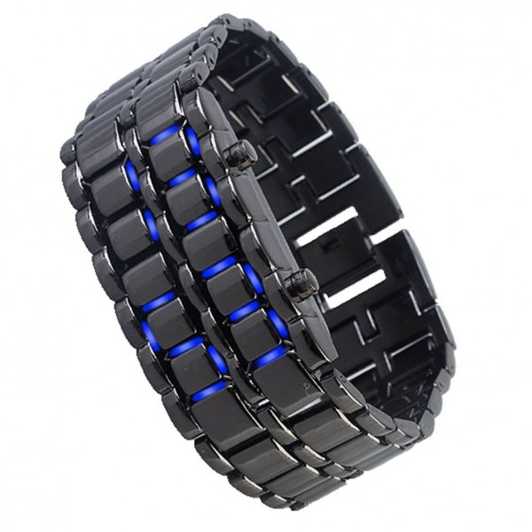 f8156a41df26 Reloj LED Samurai · Reloj LED Samurai ...