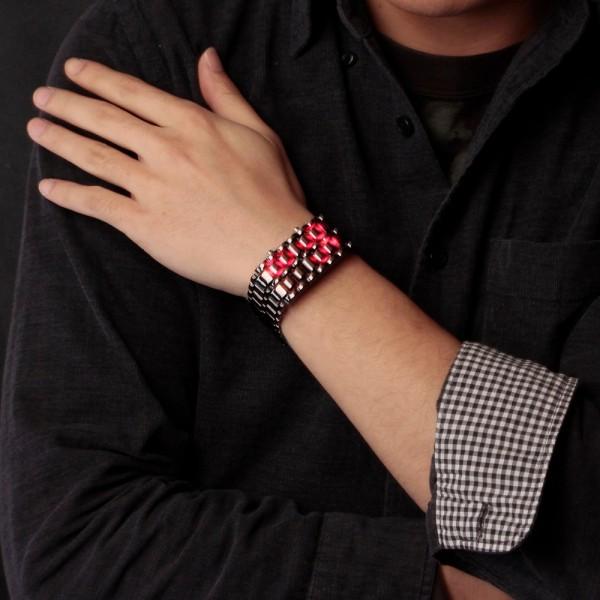 d2a71843f206 Reloj LED Samurai - Todo Tienda Online